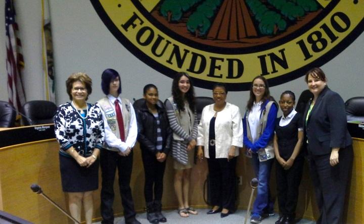 Step Up Mock City Council San Bernardino