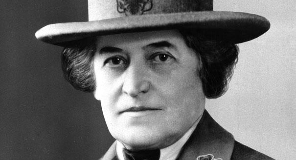 Juliette Gordon Low the first Girl Scout