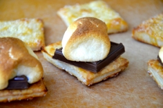Pie Crust S'mores