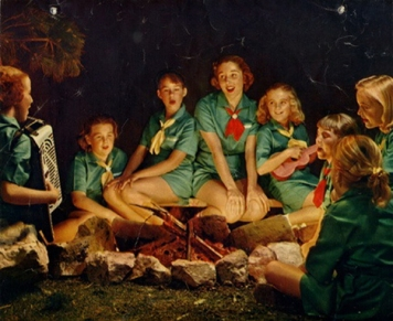 Scouts and S'mores