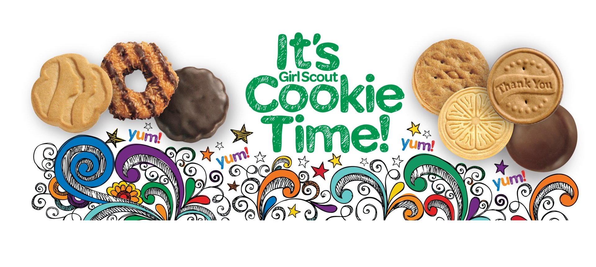 national girl scout cookie weekend is february 27 march