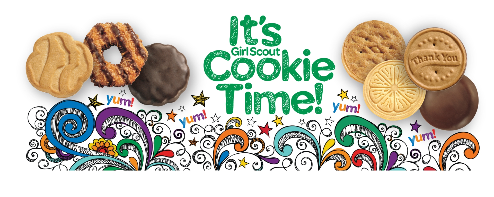Girl Scouts–Arizona Cactus-Pine Council Meet The Cookies