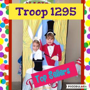 Top Sell party troop 1295