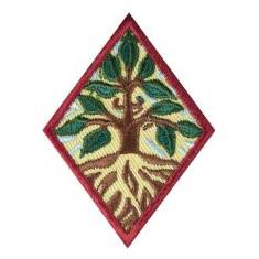 Cadette Trees Badge